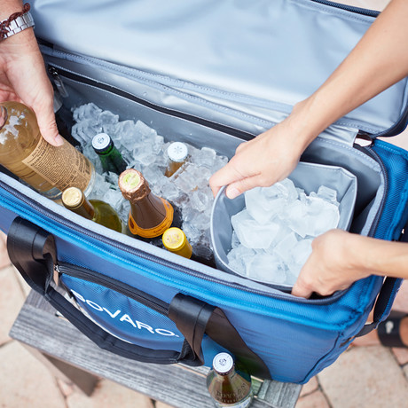 "Soft Sided Cooler // 22"" (Black)"