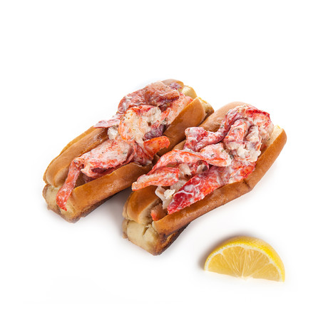 Fresh Maine Lobster Roll Kit // 24 Pack (November 22 Delivery)