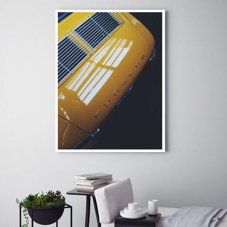 """Porsche 911 (24""""W x 30""""H x 3.8""""D)"""