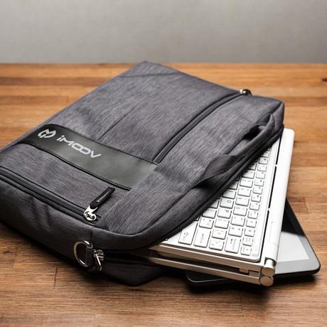 Astuto Stand + Teclado Wireless Keyboard + Tablet Bag (Black)