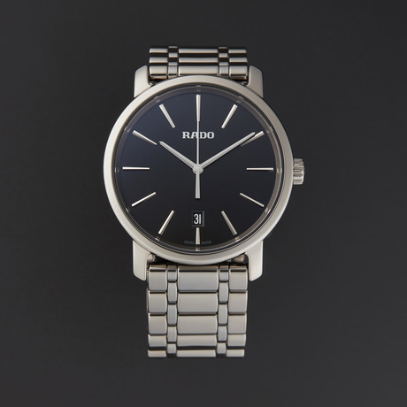 Rado Diamaster XL Quartz // R14072177