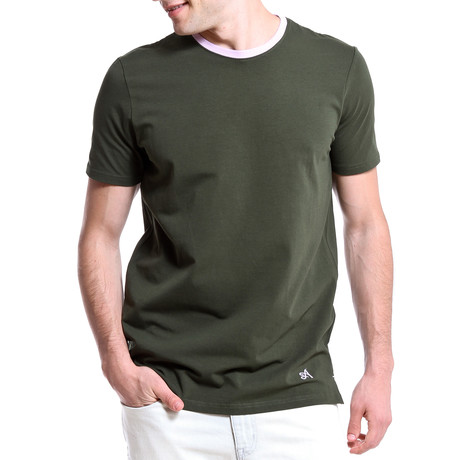 Basic Tee // Green (S)