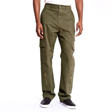 Military Pant // Olive (30WX32L)