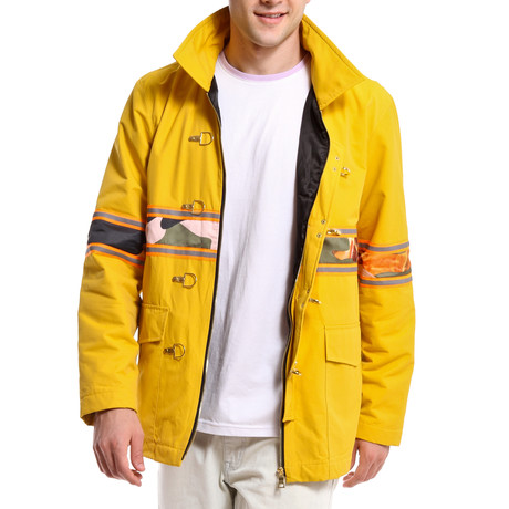 Harvest Fireman's Coat // Yellow (S)