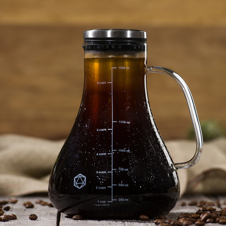 Arctic Full Cold Brew System