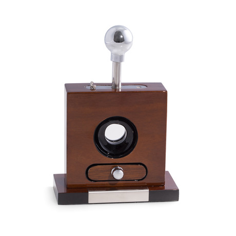 Felix Cigar Cutter // Walnut Wood