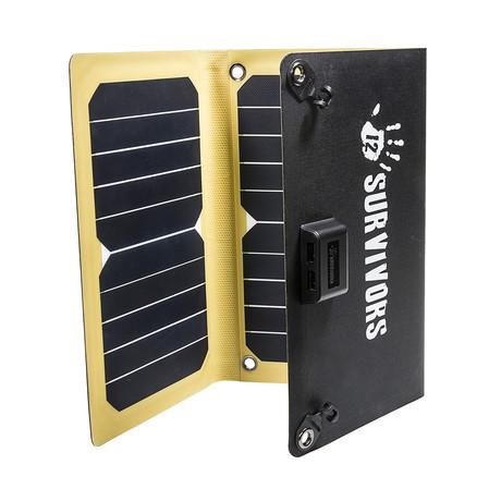 SolarFlare Solar Panel (11 Watt)