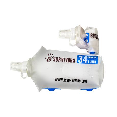 Reservoir 34 // Collapsible 1L Bottle