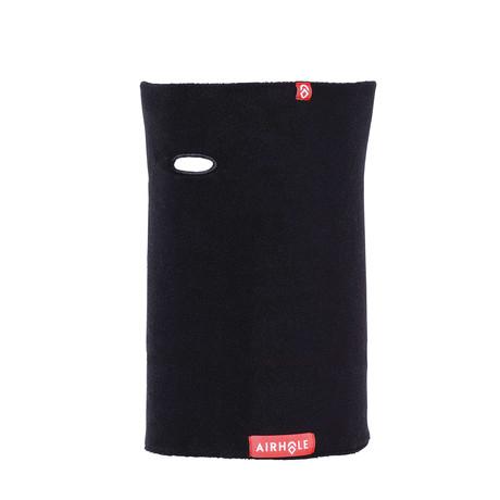 Airtube // Microfleece // Black (Small/Medium)