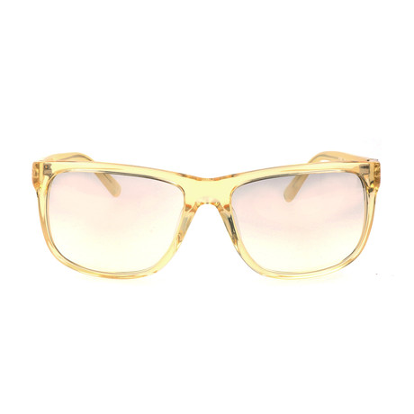 Bennett Sunglass // Pale Yellow