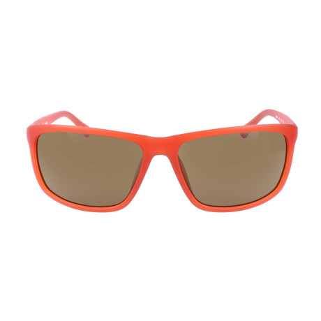 Montpelier Sunglass // Orange
