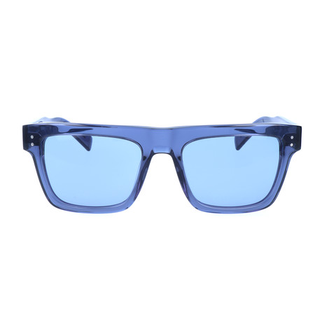 Enford Sunglass // Crystal Blue