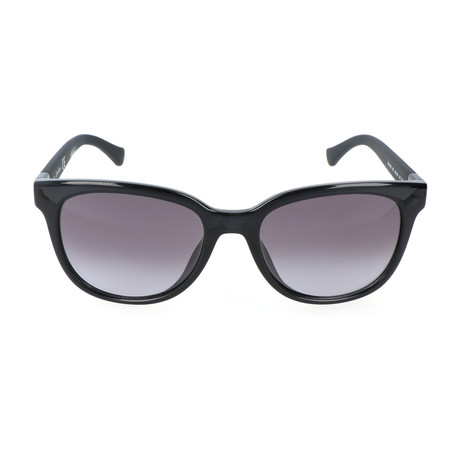 Orsman Sunglass // Shiny Black