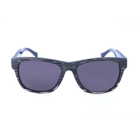 Duke Sunglass // Blue Wood