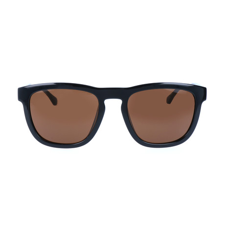 Drover Sunglass // Shiny Black