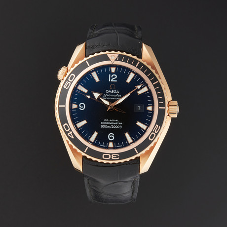Omega Seamaster Planet Ocean Automatic // 263.46.20.01.001 // Store Display