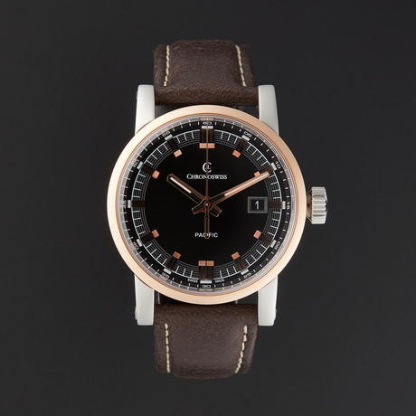 Chronoswiss Pacific Automatic // CH-2882R-BK/32-1 // Store Display