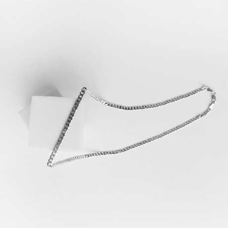 Quimera Necklace // Sterling Silver