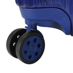 "Bell Weather Expandable Spinner // Navy (20"")"