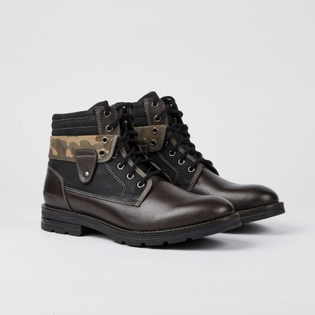 Moore Boot // Black (US: 7)