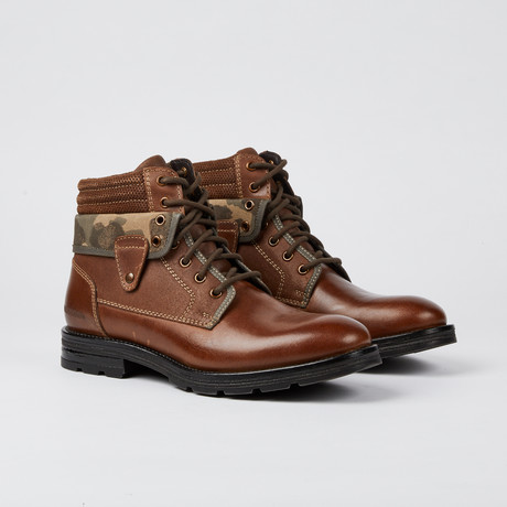 Moore Boot // Luggage (US: 7)