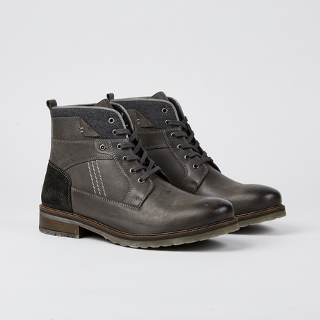 Walker Boot // Charcoal (US: 7)