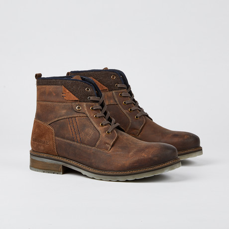 Walker Boot // Cinammon (US: 7)