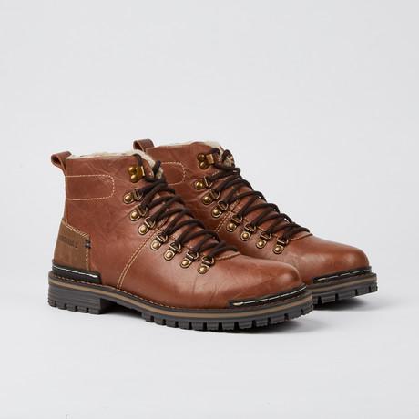 Lewis Boot // Luggage (US: 7)