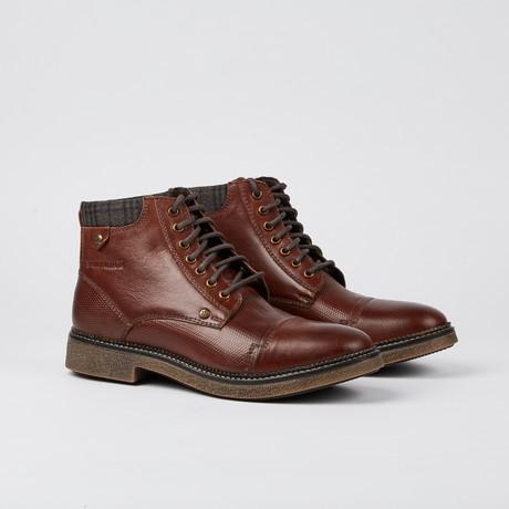 Parker Boot // Bordeaux (US: 7)