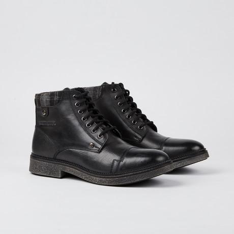 Parker Boot // Black (US: 7)