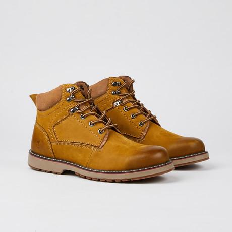 Mitchell Boot // Tan (US: 7)