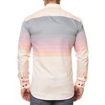 Luxor Monderian Dress Shirt // Orange (XS)