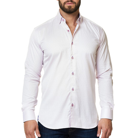 Luxor Citychic Dress Shirt // Pink (XS)