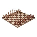Wobble chess set umbra touch of modern - Umbra chess set ...