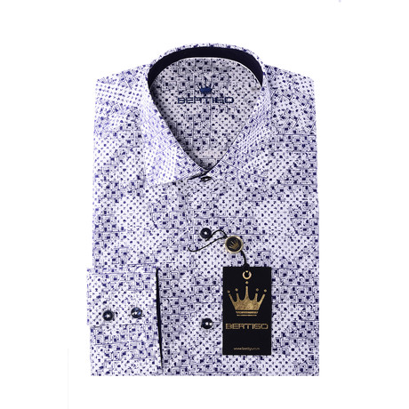 STS Button-Up Shirt // White (S)