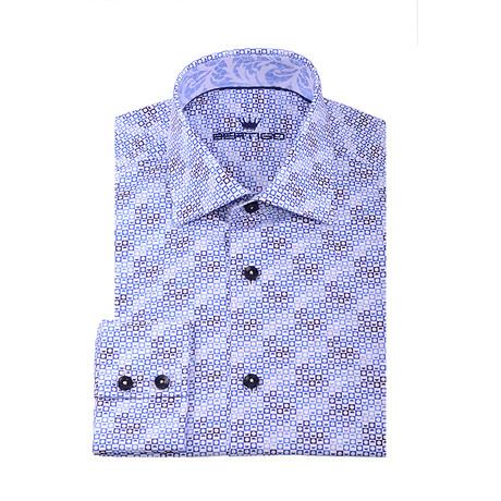 Pit Button-Up Shirt // Blue (XS)
