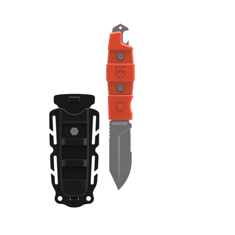 Buri Utility Knife (Black)