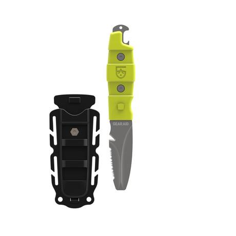Akua Rescue + Dive Knife (Green)