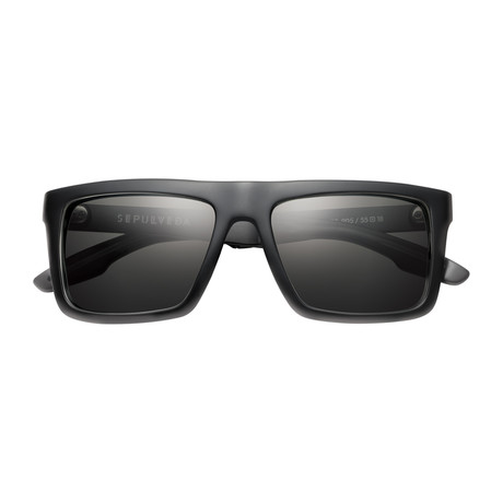 Sepulveda // Black + Gray Polarized