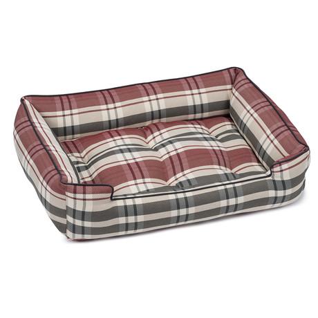 Sleeper Bed // Kensington Garnet (Small)