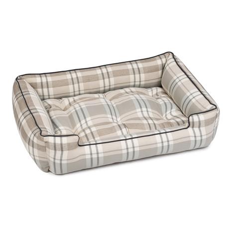 Sleeper Bed // Kensington Fog (Small)