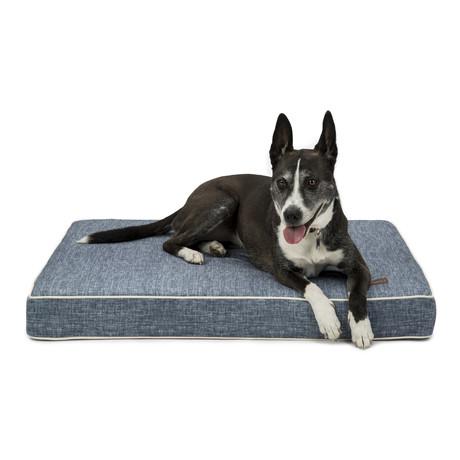 Orthopedic Memory Foam Pillow // Stonewash (Medium)