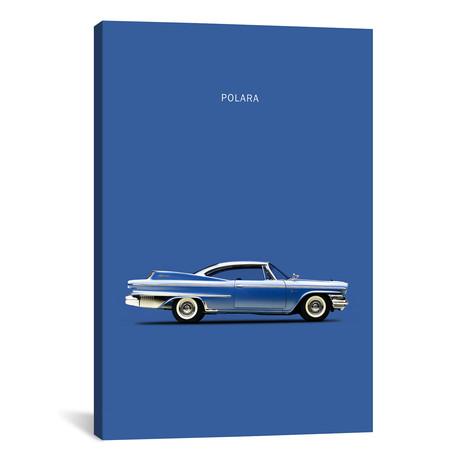 "1960 Dodge Polara 500 (26""W x 18""H x 0.75""D)"