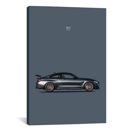 """BMW M4 GTS (26""""W x 18""""H x 0.75""""D)"""