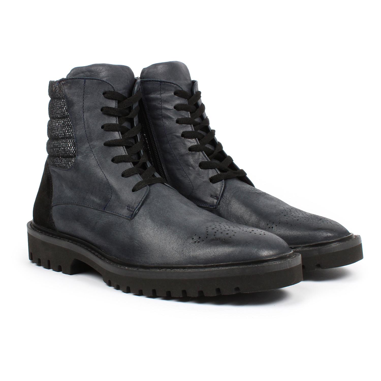 derby boots navy us 6 jack 39 s andr touch of modern. Black Bedroom Furniture Sets. Home Design Ideas