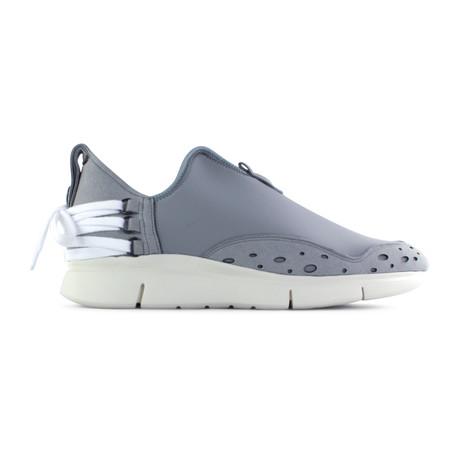Bamboo Vegan Runner Sneaker // Grey (Euro: 44)