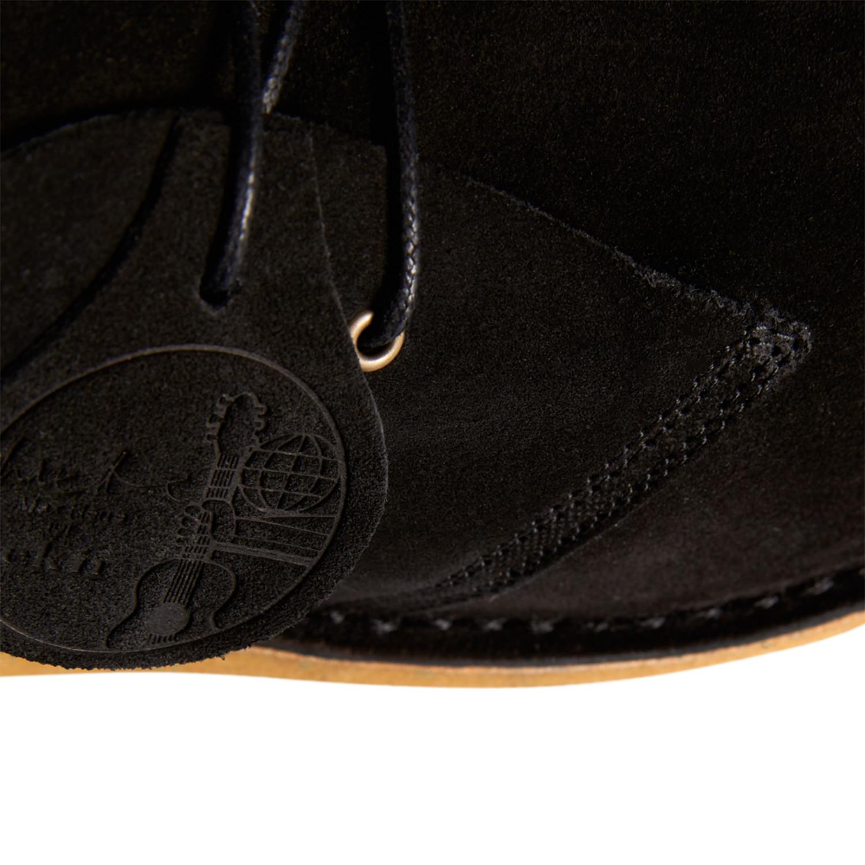 Max Herre Black Suede (Euro: 40) Ekn Footwear Touch