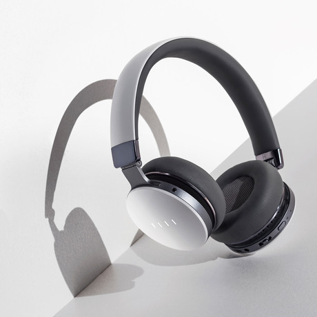 CANVIIS // On-Ear Wireless Headphones (Anodized Black)