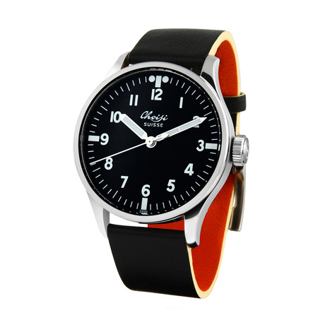 Choisi Heritage Pilot Manual Wind // HER.SS.PI.N01