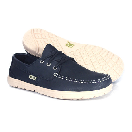Mariner Boat Shoe // Navy (Euro: 36)